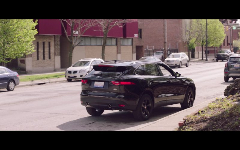 Jaguar F-PACE SUV in The Last Summer (1)