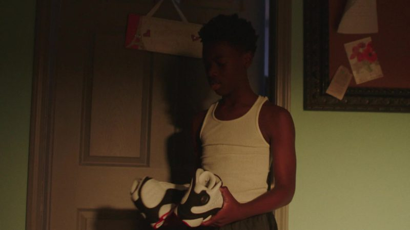 Jordan Sneakers in The Chi - Season 2, Episode 6, A Leg Up (2019) TV Show Product Placement