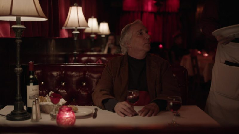 Jordan Wine Drunk by Henry Winkler in Barry - Season 2, Episode 6, The Truth Has a Ring to It (2019) - TV Show Product Placement
