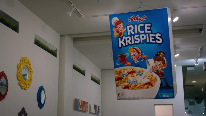 Kellogg's Rice Krispies Cereal in Billions - Season 4 Episode 9, American Champion (2019) - TV Show Product Placement
