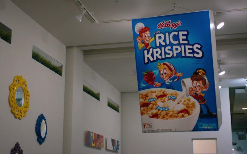Kellogg's Rice Krispies Cereal in Billions (1)