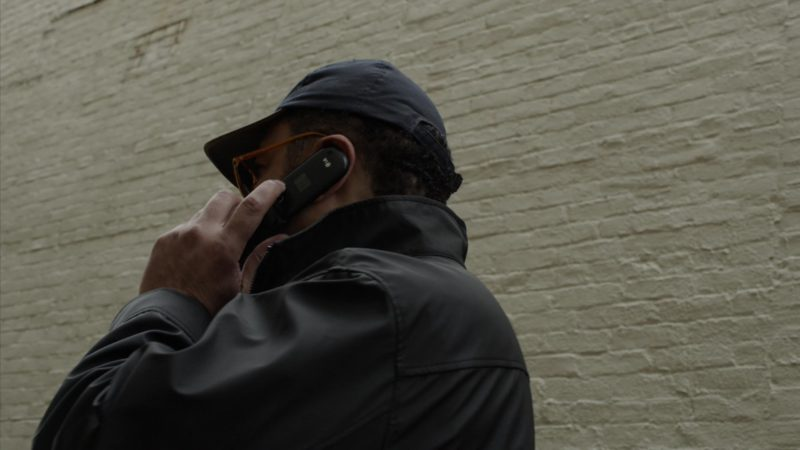 LG Cell Phone Used by Harry Lennix in The Blacklist - Season 6, Episode 22, Robert Diaz (2019) - TV Show Product Placement