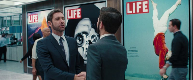 LIFE Magazine in The Secret Life of Walter Mitty (2013) Movie Product Placement