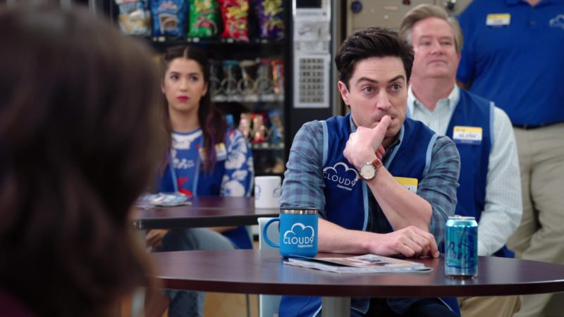 LaCroix Sparkling Water in Superstore - Season 4, Episode 20, Cloud9Fail (2019) - TV Show Product Placement