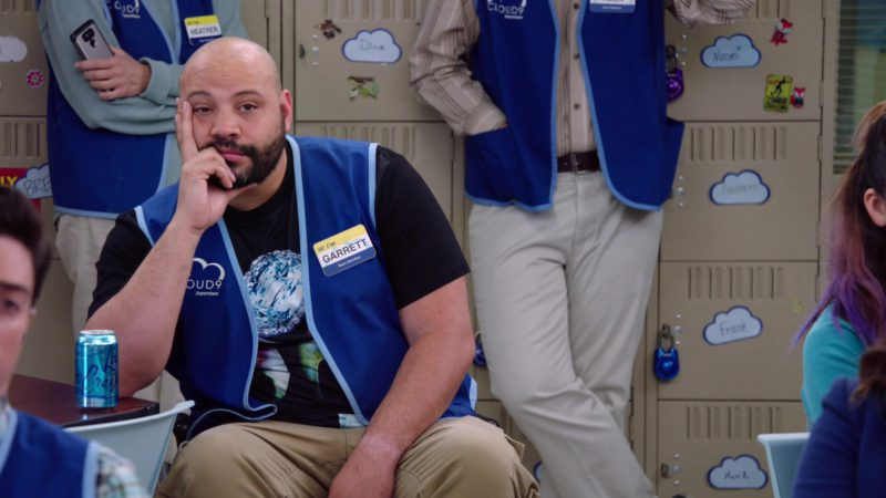 LaCroix Sparkling Water in Superstore - Season 4, Episode 22, Employee Appreciation Day (2019) - TV Show Product Placement