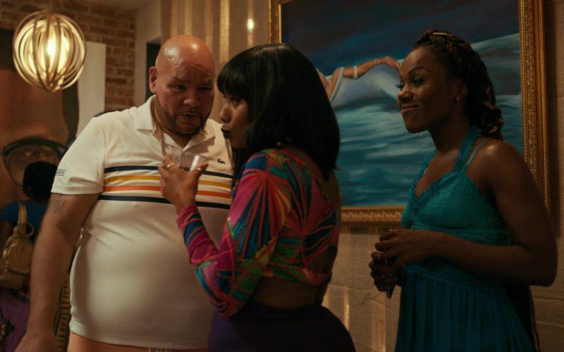 Lacoste Polo Shirt Worn by Fat Joe (1)