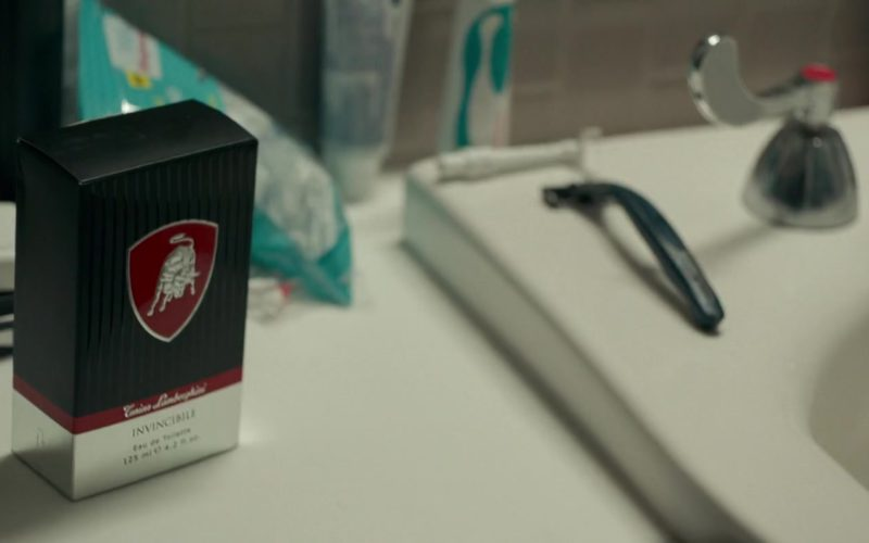 Lamborghini Invincible Eau de Toilette Spray Used by Cole Sprouse in Five Feet Apart (2019)