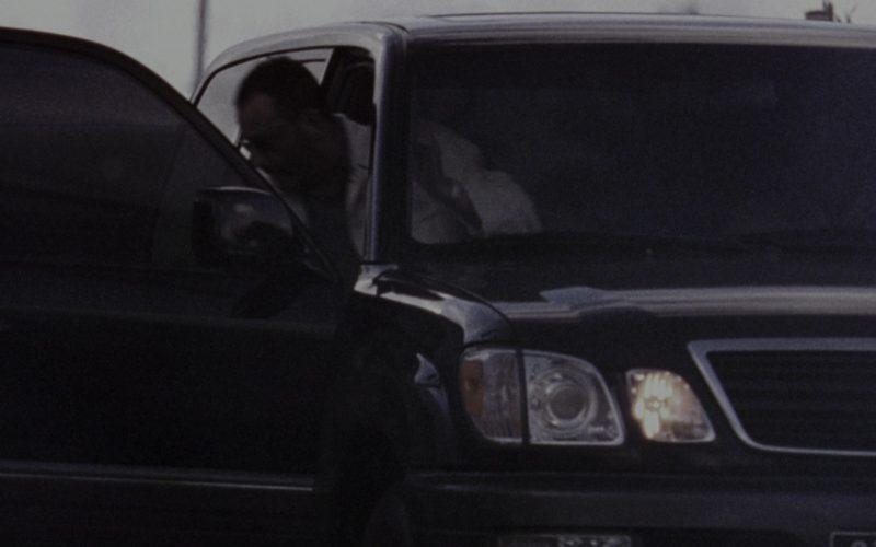 Lexus LX 470 SUV in Godzilla