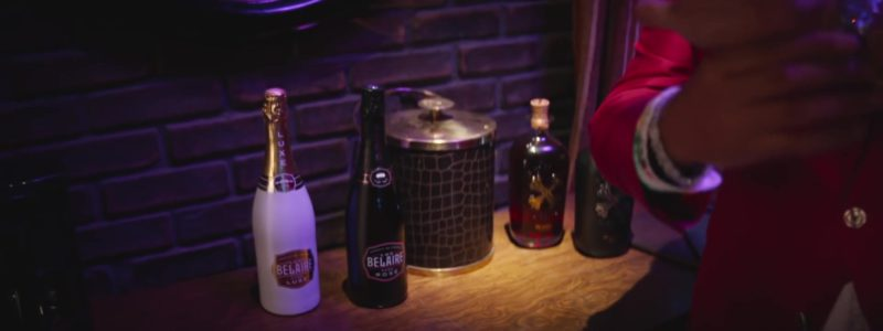 """Luc Belaire Sparkling Wines and Bumbu Rum in """"Celebrate"""" by DJ Khaled ft. Travis Scott, Post Malone (2019) - Official Music Video Product Placement"""