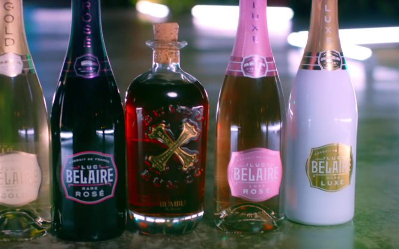 Luc Belaire Sparkling Wines and Bumbu Rum in Jealous (1)