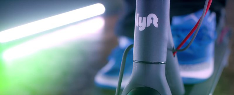 """Lyft Scooter Used by DJ Khaled in """"Jealous"""" by Chris Brown, Lil Wayne, Big Sean (2019) - Official Music Video Product Placement"""