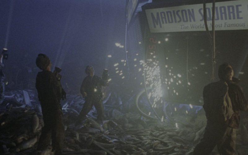 Madison Square Garden Indoor Arena in Godzilla (1)