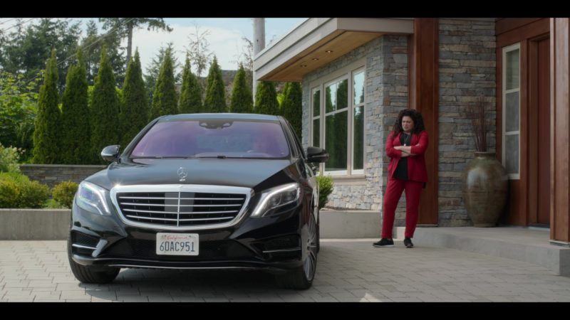 Mercedes-Benz S-Class Car in Always Be My Maybe (2019) - Movie Product Placement