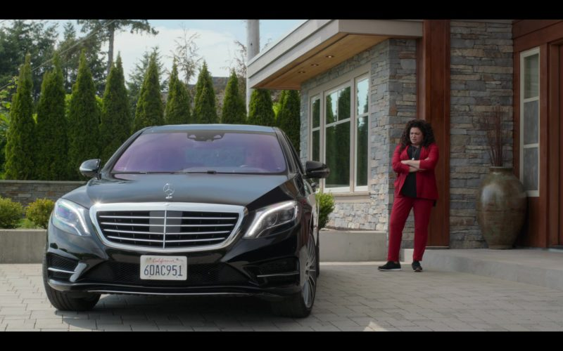 Mercedes-Benz S-Class Car in Always Be My Maybe
