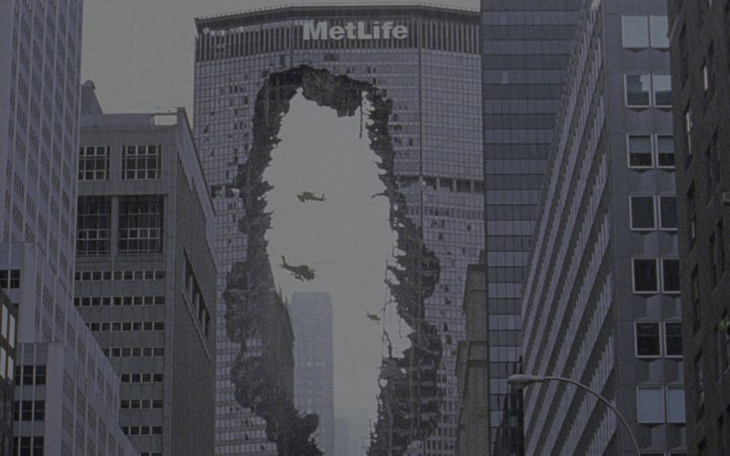 MetLife Life Insurance Company Building in Godzilla