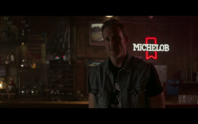 Michelob Beer Sign in Captain Marvel (2019)