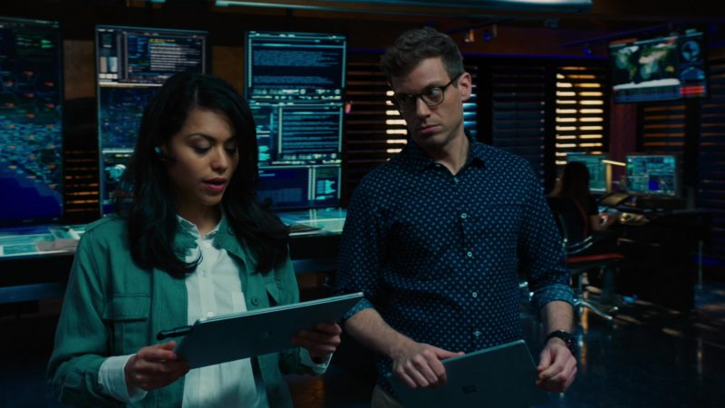 Microsoft Surface Tablets in NCIS: Los Angeles - Season 10, Episode 24, False Flag (2019) TV Show Product Placement