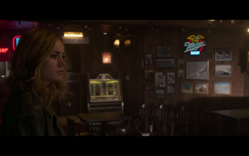 Miller Beer Signs in Captain Marvel (2)