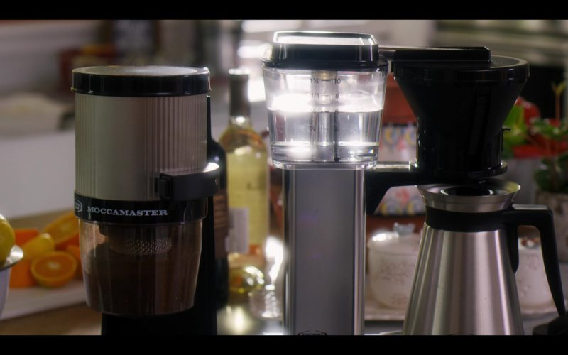 Moccamaster Coffee Maker in Wine Country (2)