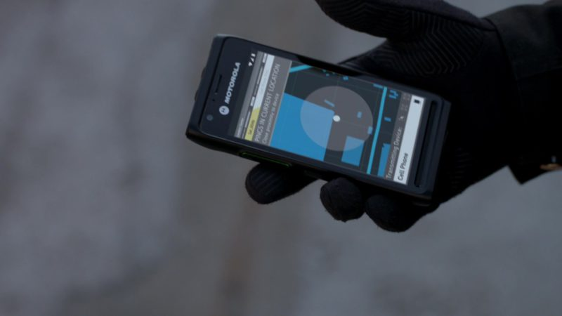Motorola Android Smartphone in Chicago P.D. - Season 6, Episode 21, Confession (2019) TV Show Product Placement