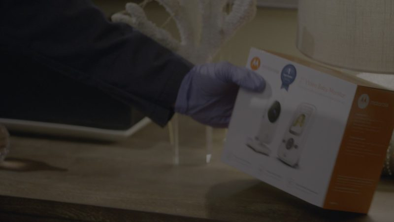 Motorola Baby Monitor in What/If - Season 1, Episode 6, What History (2019) - TV Show Product Placement