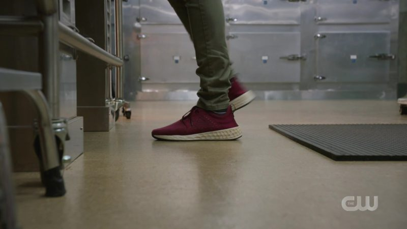 New Balance Sneakers Worn by Rahul Kohli in iZombie - Season 5, Episode 3, Five, Six, Seven, Ate! (2019) - TV Show Product Placement