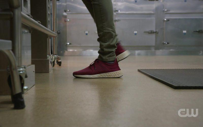 New Balance Sneakers Worn by Rahul Kohli in iZombie (2)