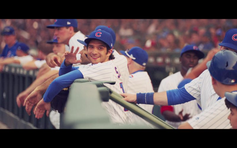 New Era x Chicago Cubs Cap Worn by Tyler Posey in The Last Summer (2)