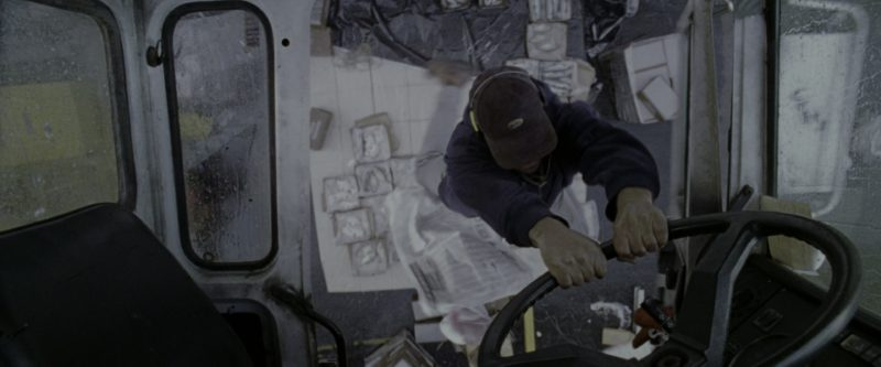 Nike Brown Cap in Godzilla (1998) - Movie Product Placement