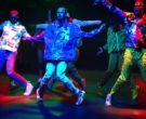 Nike Colorful Sneakers Worn by Chris Brown (12)