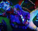 Nike Colorful Sneakers Worn by Chris Brown (14)