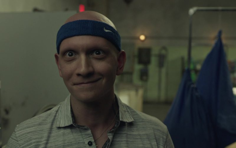 Nike Headband Worn by Anthony Carrigan in Barry (4)