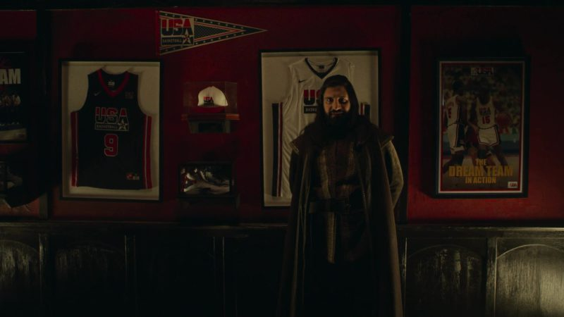 Nike Jersey and Sneakers in What We Do in the Shadows - Season 1, Episode 8, Citizenship (2019) TV Show Product Placement