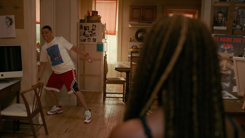 Nike Jordan Shoes Worn by Anthony Ramos in She's Gotta Have It - Season 2, Episode 1, #I'mFeelingMyFeelings (2019) - TV Show Product Placement