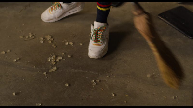 Nike Sneakers Worn by Dante Crichlow in See You Yesterday (2019) - Movie Product Placement