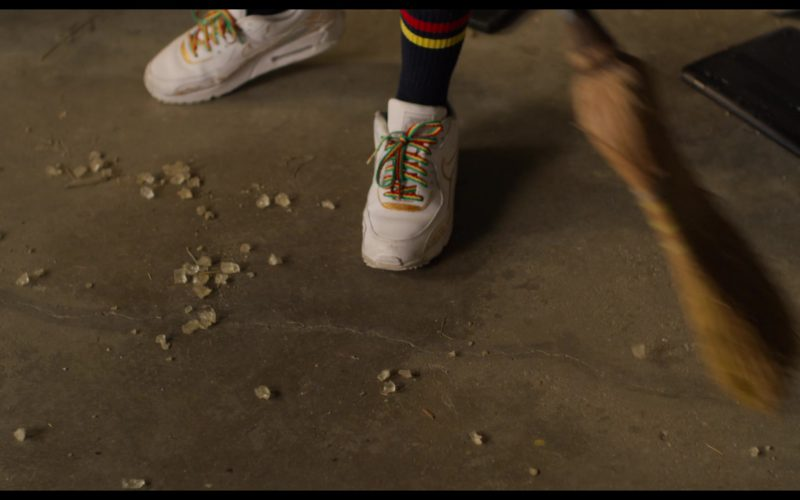 Nike Sneakers Worn by Dante Crichlow in See You Yesterday (2)