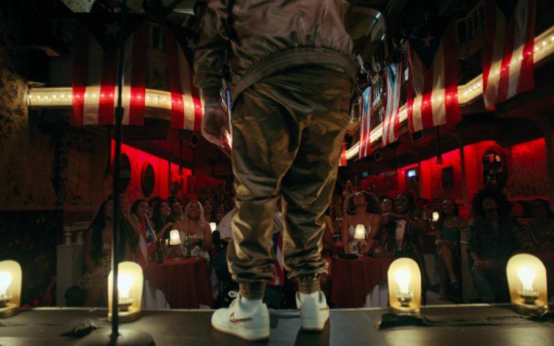Nike Sneakers Worn by Fat Joe in She's Gotta Have It – Season 2, Episode 6 (2)