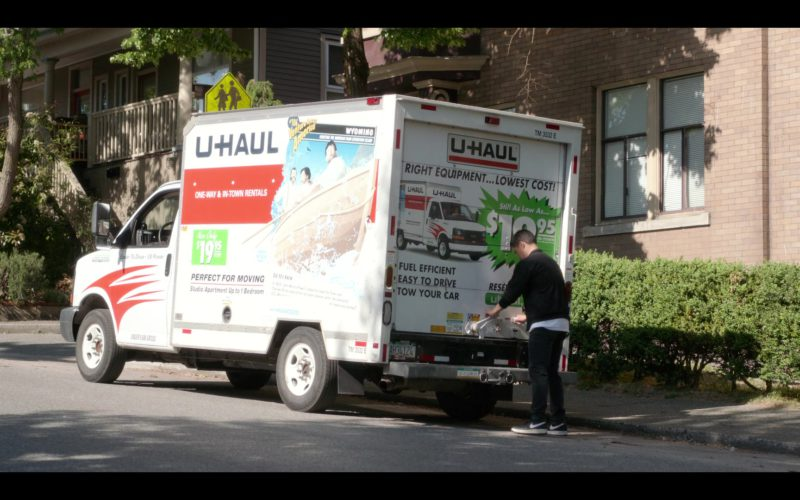 Nike Sneakers Worn by Randall Park and U-Haul Truck in Always Be My Maybe Movie 2019 (1)