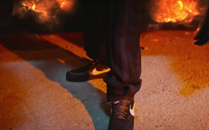 Nike Sneakers in Celebrate by DJ Khaled ft. Travis Scott, Post Malone