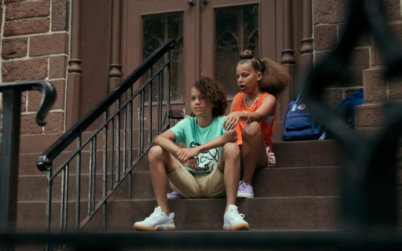 Nike White Sneakers in She's Gotta Have It