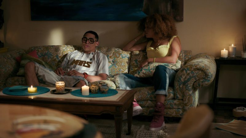 Nike Women's Hi Top Sneakers in She's Gotta Have It - Season 2, Episode 8, #OnTheComeUpTheComeDown&TheCome'Round (2019) TV Show Product Placement