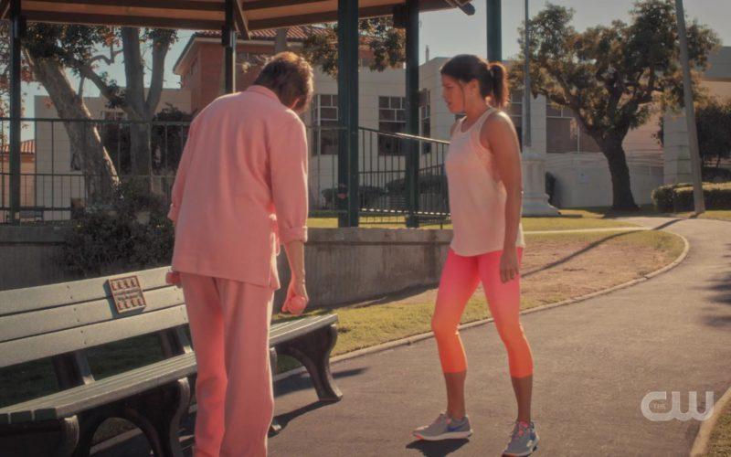 Nike Women's Sneakers Worn by Andrea Navedo in Jane the Virgin (2)