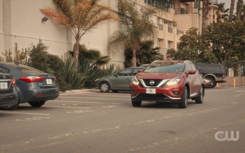 Nissan Murano Luxury Crossover Used by Gina Alexis Rodriguez (Jane Gloriana Villanueva) (5)