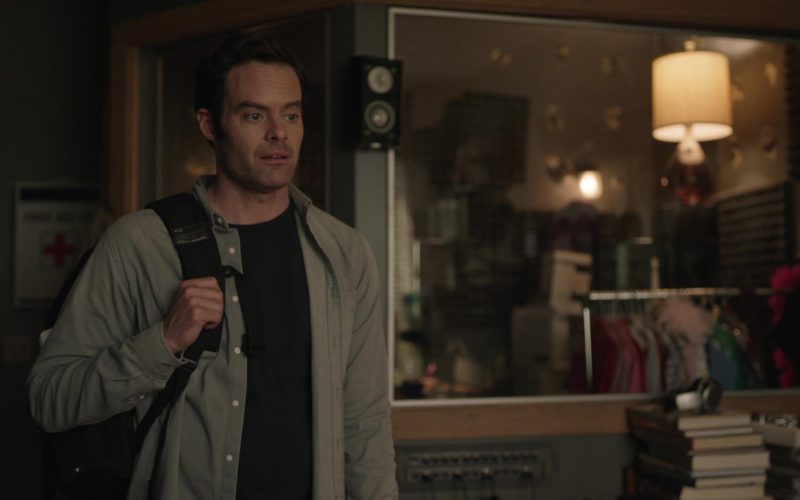 Oakley Backpack Used by Bill Hader in Barry (1)