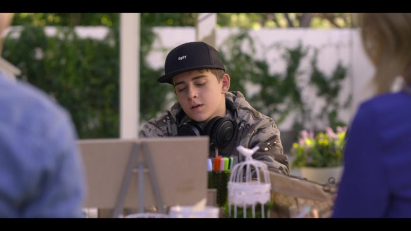 Obey Snapback Worn by Sam McCarthy in Dead to Me - Season 1, Episode 3 (2019) TV Show Product Placement