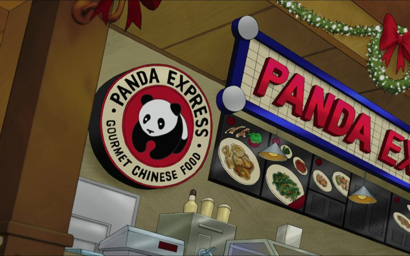 Panda Express Restaurant in Eight Crazy Nights (1)