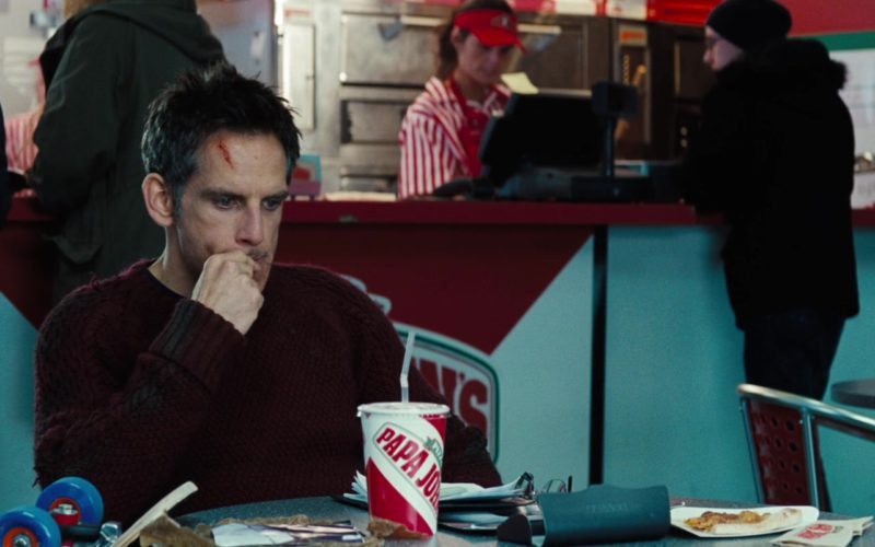 Papa John's Pizza Restaurant in The Secret Life of Walter Mitty (6)