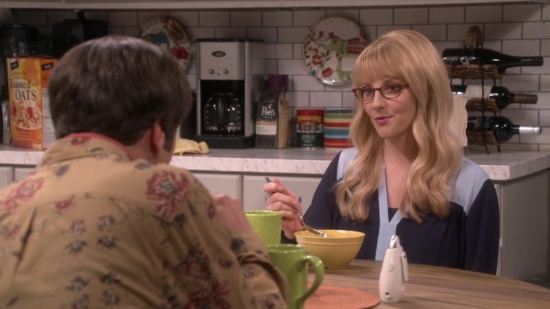 Peet's Coffee in The Big Bang Theory – Season 12, Episode 22, The Maternal Conclusion (2019) - TV Show Product Placement