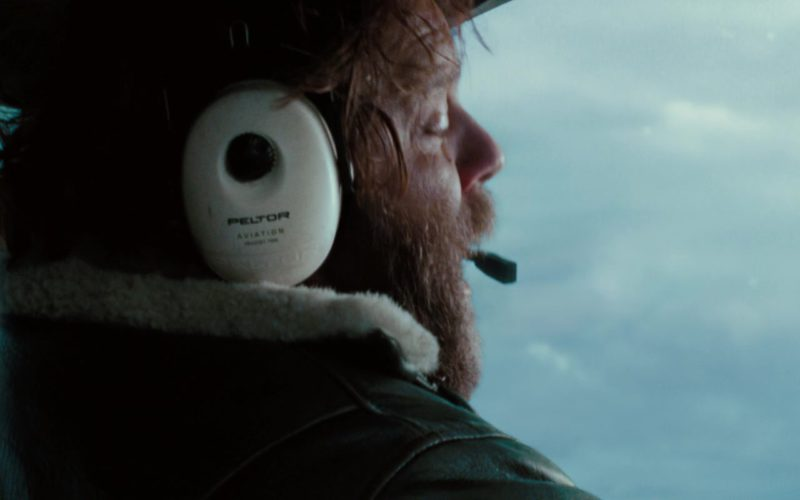 Peltor Aviation Headset Used by Ólafur Darri Ólafsson