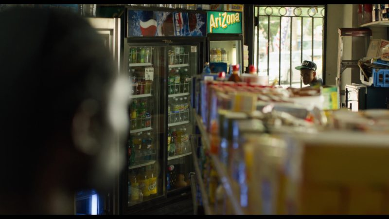 Pepsi and Arizona Drinks in See You Yesterday (2019) - Movie Product Placement